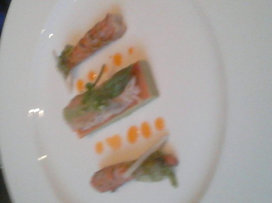 Simon Radley at The Chester Grosvenor: My wife's starter