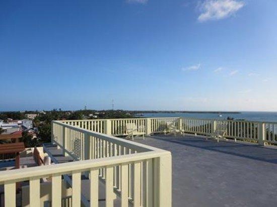Costa Maya Beach Cabanas: Roof Top