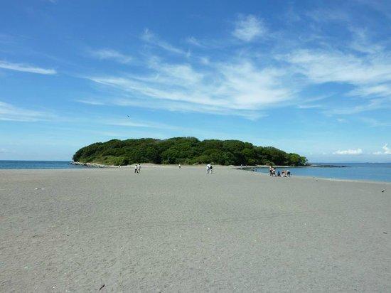Oki no Shima: 島の全景