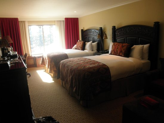 The Lodge at Jackson Hole: 2 Queen suite
