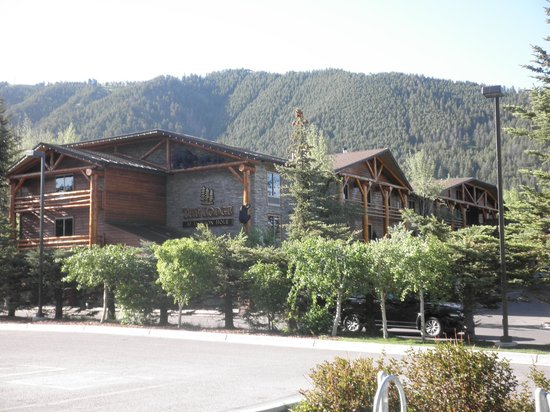 The Lodge at Jackson Hole: Outside view