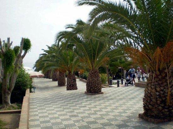 Playa de Papagayo: Nerja, Costa del Sol