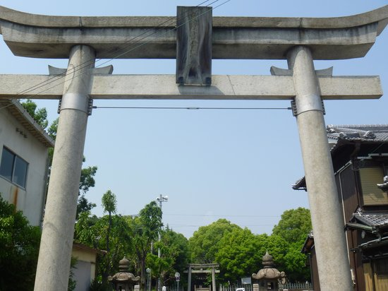 Kushogoryotenjinja Shrine