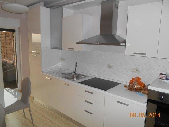 Orhideea Residence & Spa: Kitchen