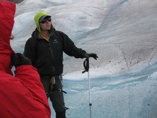 NorthStar Trekking : Skyler, our other tour guide