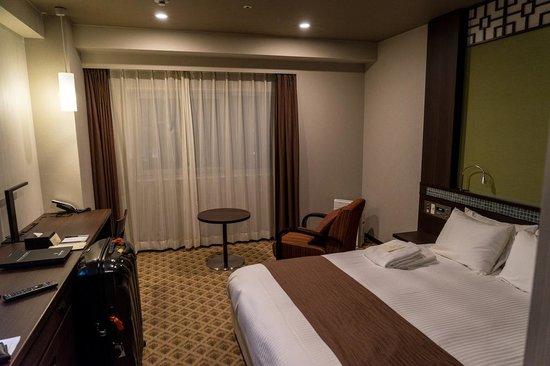 JR Kyushu Hotel Nagasaki : Room