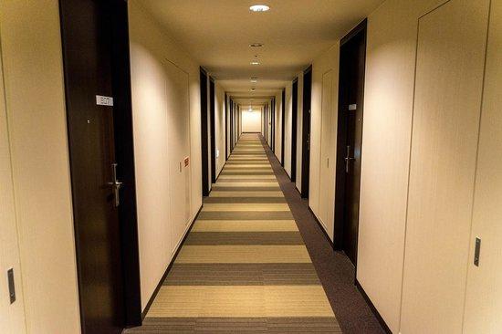 JR Kyushu Hotel Nagasaki: Hotel