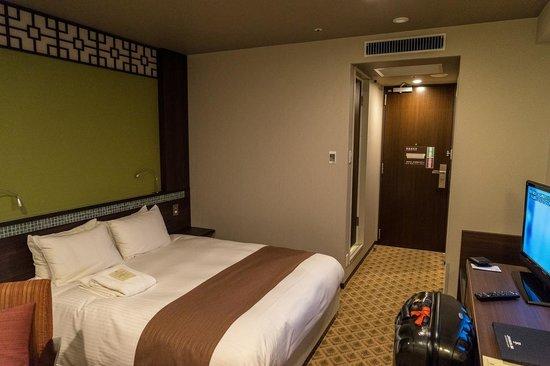 JR Kyushu Hotel Nagasaki: Room