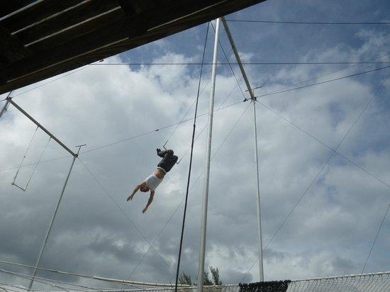 Viva Wyndham Fortuna Beach: Trapeze