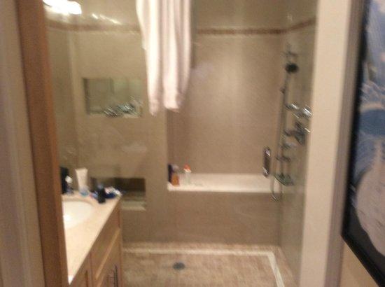 The Lombardy Hotel: banheiro do quarto