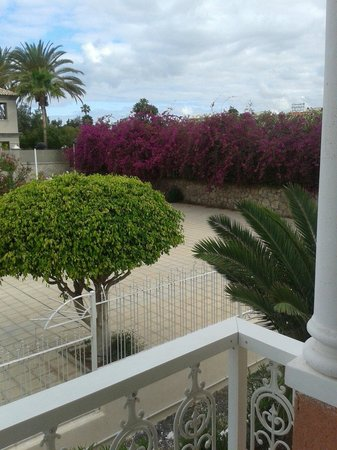 Compostela Beach Golf Club: View from room 225