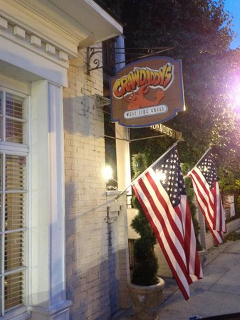 Crawdaddy's West Side Grill: Crawdaddy's