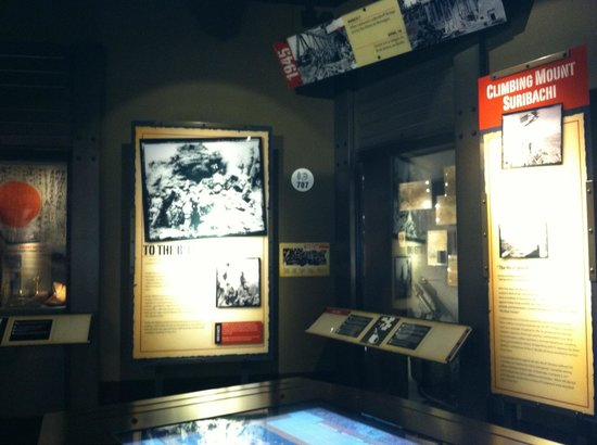 National Museum of the Pacific War: Really interesting exhibits for history buffs.