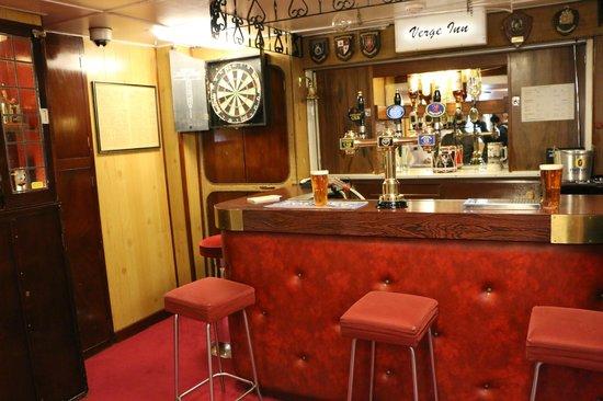 Royal Yacht Britannia: Crew bar