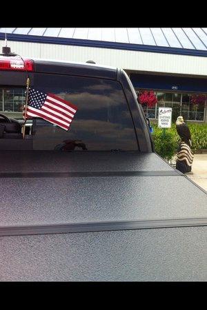 Culver's: A patriotic STOP !!