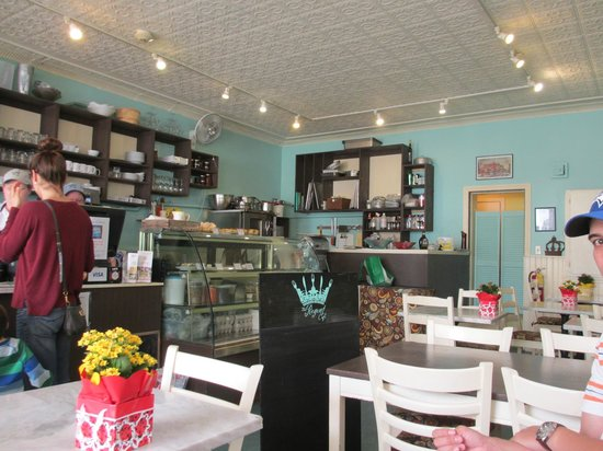 Regent Cafe: beautiful atmosphere