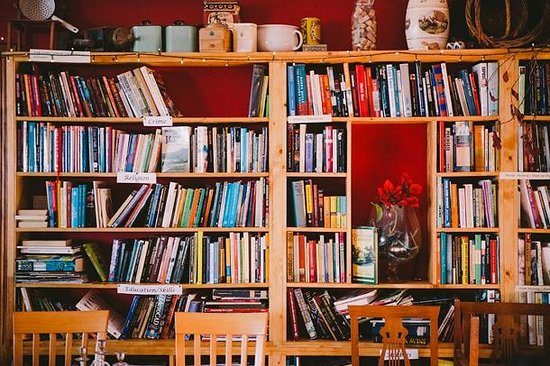 The Hungry Bookworm: Books and more Books