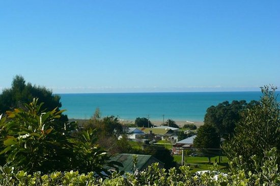 Stranded in Paradise: view from the verandah