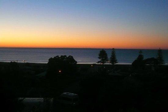 Stranded in Paradise: sunrise