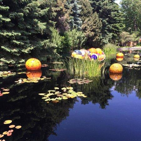 Denver Botanic Gardens: Garden View