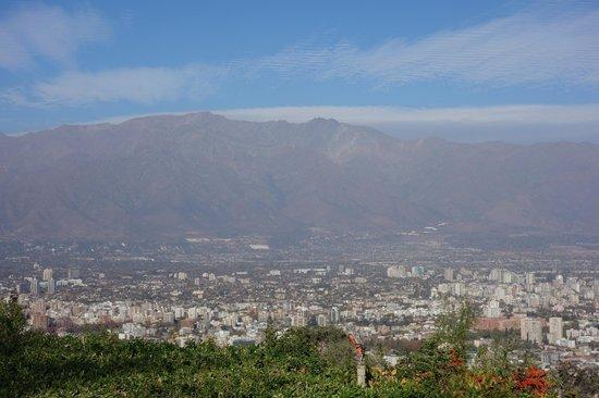 Cerro San Cristobal: San Cristobal Hill