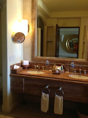 Marquis Los Cabos All-Inclusive Resort & Spa: Bathroom