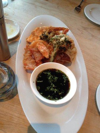 Fetch Restaurant: 天ぷら