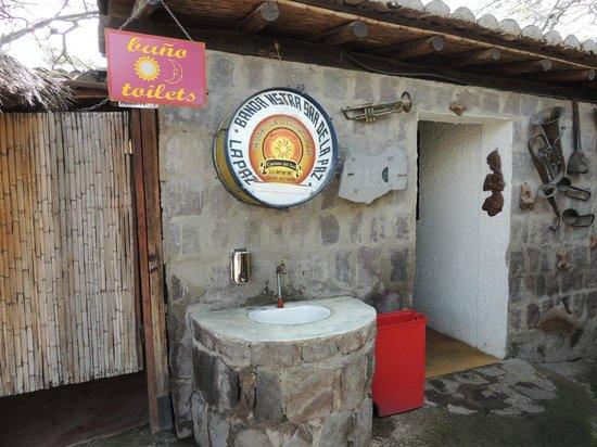 Intinan Museum: Restrooms