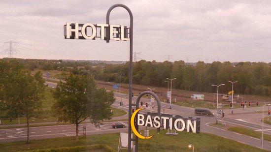 Bastion Hotel Almere: Вид из окна 6 этажа