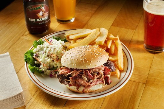 Photo of BBQ Joint Sam's Barbeque at 1110 S Bascom Ave, San Jose, CA 95128, United States