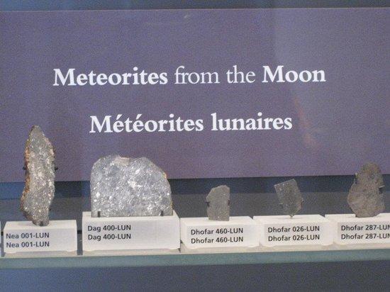 Royal Ontario Museum (ROM): METEORITES