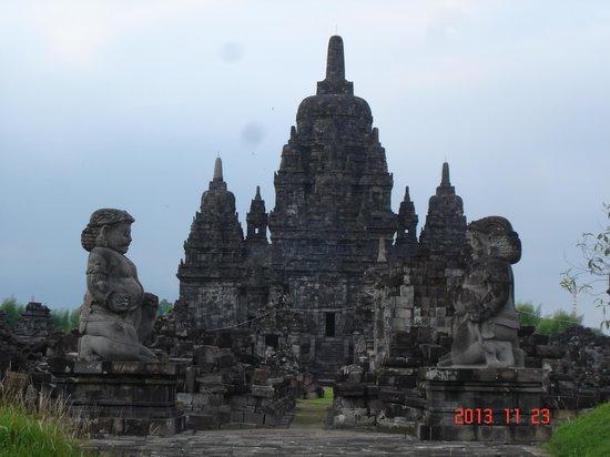 Candi Sewu : sewu temple 2013
