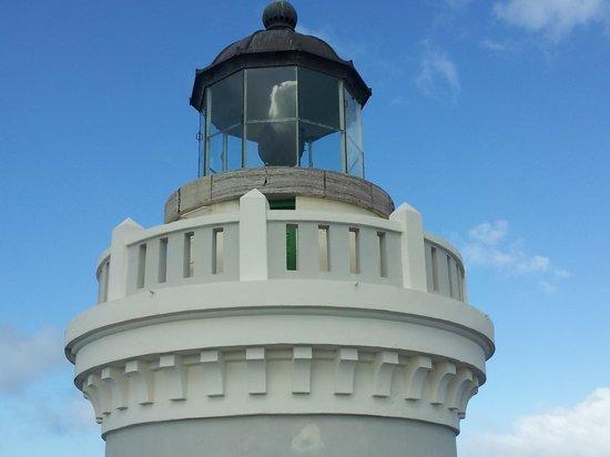 Las Cabezas de San Juan Nature Reserve: Lighthouse of Cabezas de San Juan in Fajardo ,Puerto Rico .