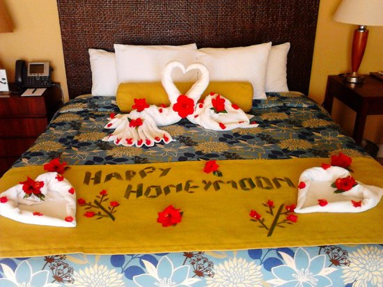 Magdalena Grand Beach & Golf Resort: Happy Honeymoon