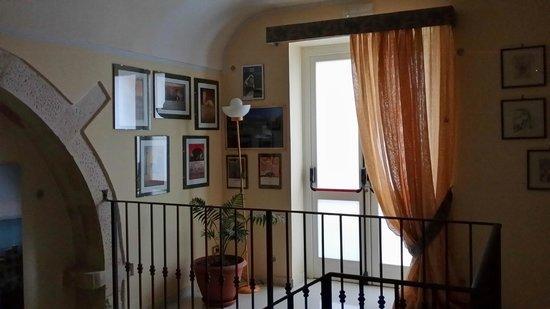 Casa Mia: Scala-Corridoio