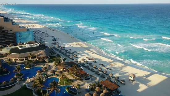 JW Marriott Cancun Resort & Spa: from room 1215