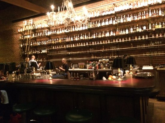 Photo of American Restaurant Multnomah Whiskey Library at 1124 Sw Alder St, Portland, OR 97205, United States