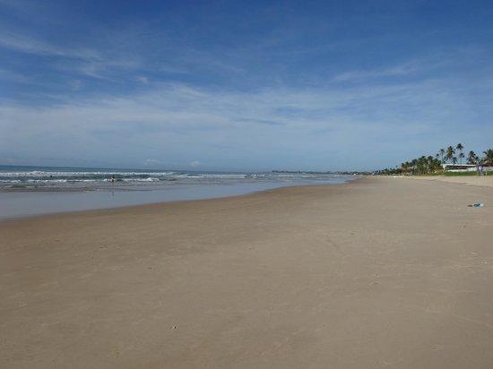 Enotel Acqua Club - Porto de Galinhas: Playa