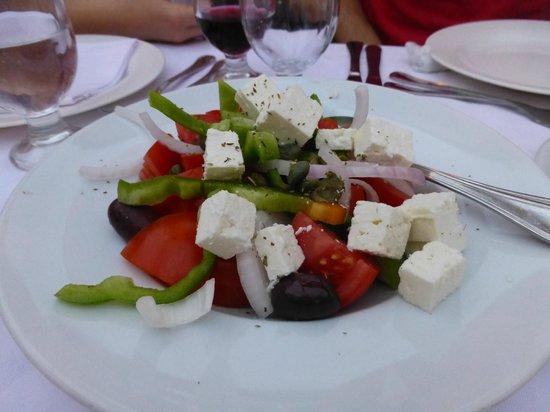The Old Tavern of Psara : Greek Salad