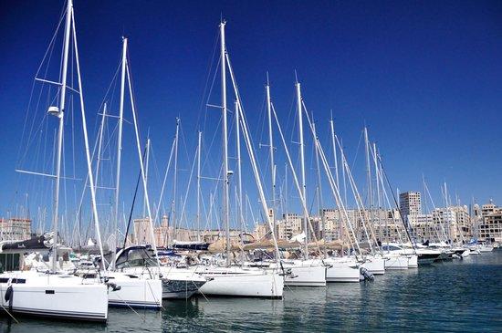 Radisson Blu Hotel, Marseille Vieux Port: Vieux Port