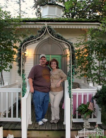 Ambrosia Inn: At the Gazebo