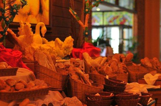 Blau Varadero Hotel Cuba: Panadería
