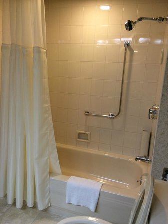 Harrah's Lake Tahoe: second br tube/shower combo