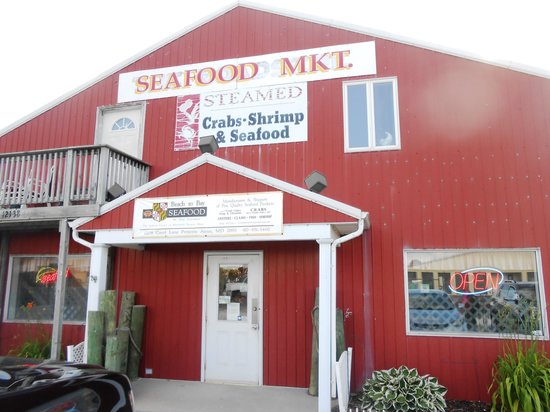 Beach to Bay Seafood: Beach to the Bay Seafood Restaurant