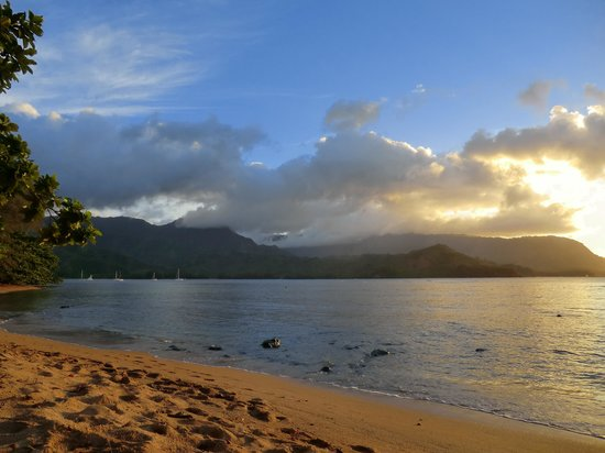 Puu Poa Beach Pu U Golden Sand