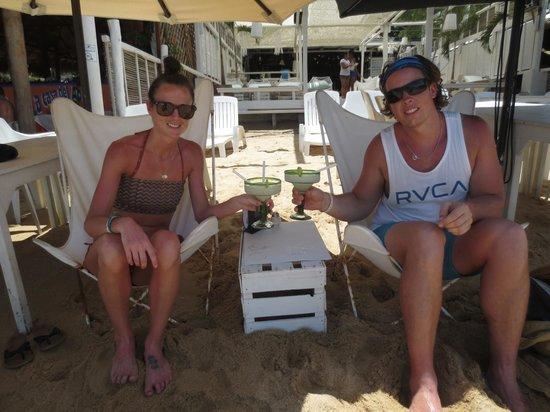 Nivel Mar Beach Club & Restaurant: Mint!