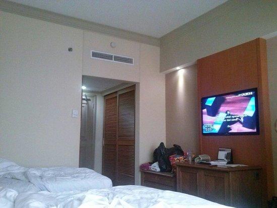 Hotel Horison Bekasi: Kamar deluxe