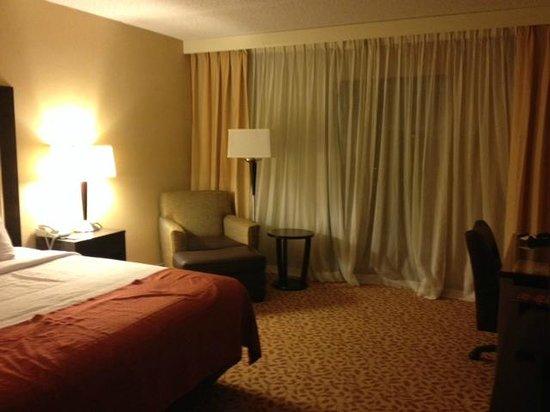 Holiday Inn Evansville Airport Hotel: Room