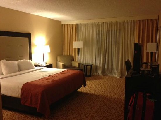 Holiday Inn Evansville Airport Hotel: Room