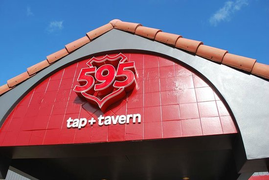 595 Tap & Tavern: Welcome!